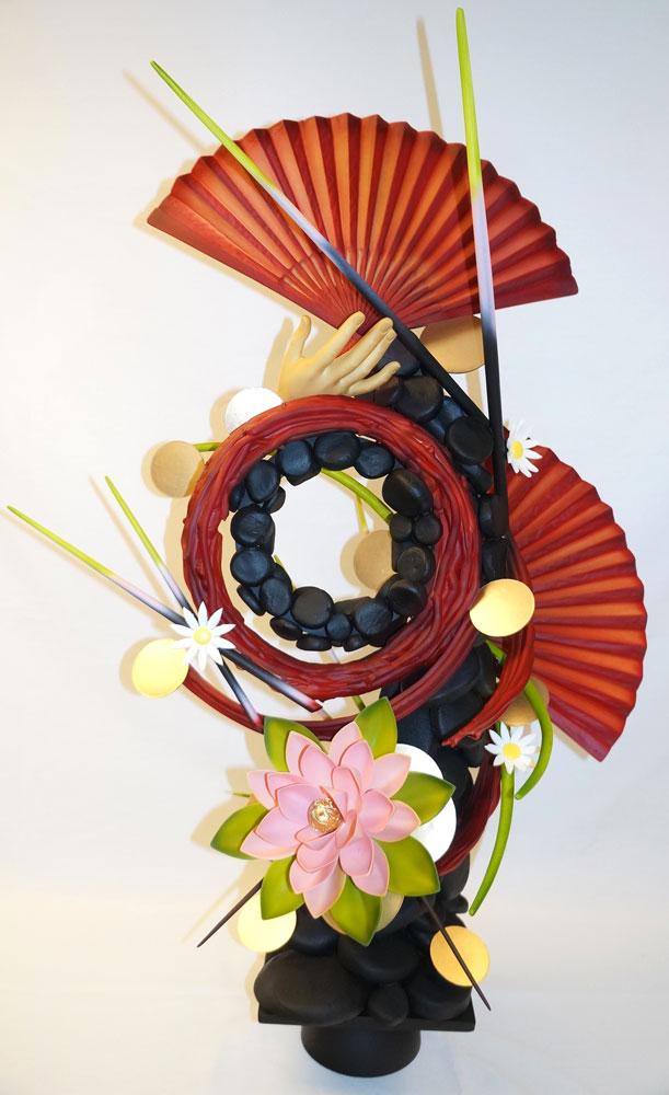 Chocolate Showpiece by Vincent Pilon