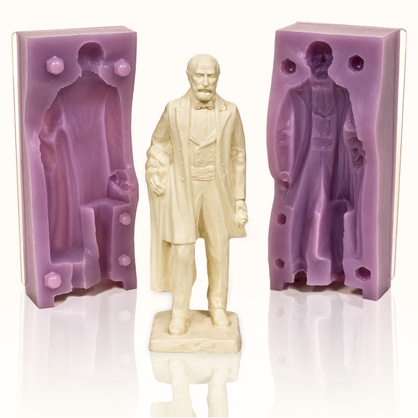 Custom Chocolate Mold by Chicago Culinary FX