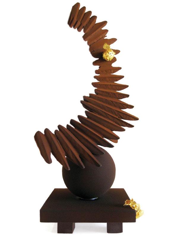 Stéphane Tréand chocolate