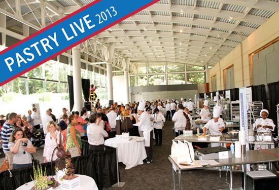 Pastry Live 2013 registration