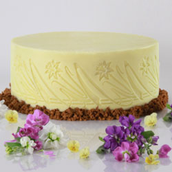 Spring Cake Liner Cake
