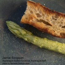 Bread & Butter Asparagus -Asparagus mold by Chicago Culinary FX